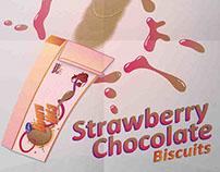 BournVita Biscuits Print Ad Campaign
