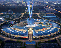 Expo 2017 Astana - 3D Animation