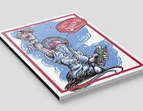 Art Is Queen - Adobe Draw Illustrations