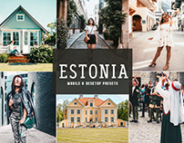 Free Estonia Mobile & Desktop Lightroom Presets