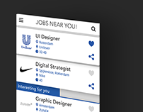 Daily UI #050 - Job Listing