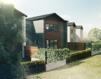 Flemington — 3D Architectural Project