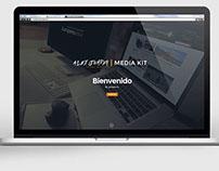 Alex Jumper   Media Kit Website