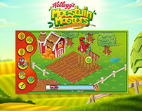 Kellogg's Farm Game