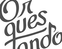 Propuesta de logotipo para Orquestando