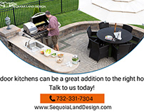 The Right Time for Outdoor Kitchens Designs & Remodelin