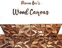 Wood Canvas