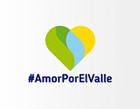 Campañas Amor Por El Valle | Por Sebastian Marín ®