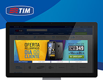 TIM Store's Web Banners