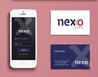 Nexxo Consultoria - Identidade Visual