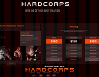 New Order For ''Hardcorps Gym''