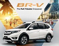 All-new Honda BR-V Model Launch - Malaysia