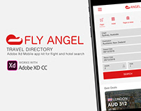Fly Angel | Flight and Travel Agency