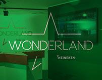 Heineken - Progetto Wonderland