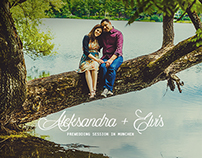 Я|R / WEDDING STORY / Aleksandra + Elvis
