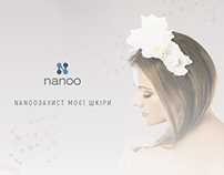 Nanoo - Landing Page