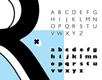 Gill Sans Type Posters