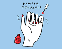 Pamper Yourself!