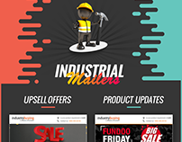 E-mailers, Industrial Mailers, Newsletters