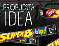 Propuesta de Idea: Super 8 Bip!