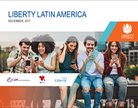 Liberty Latin America Investor Relations Pitch Deck