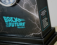 EMBALAGEM: Back To The Future Trilogy