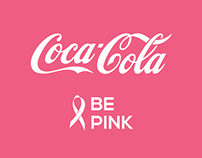 Coca Cola - Be Pink (Breast Cancer)