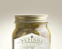 Pepinos Agridulces de Don Alberto