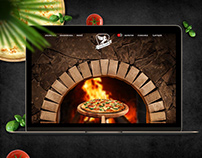 Cavallino Pizza Website Concept
