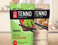 Редизайн логотипа продукта и упаковки.
