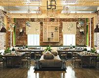 Restaurant - KSA