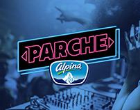 PARCHE ALPINA