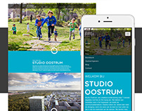 Studio Oostrum - Responsive Webdesign