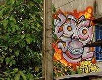 Graffiti : Long Joe
