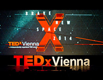 TEDxVienna 2014: BRAVE NEW SPACE