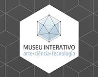 Marca Museu Interativo e aplicações