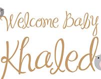 Illustration : Baby Khaled