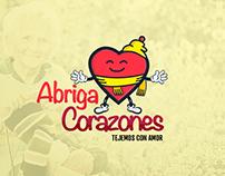Abriga Corazones Branding