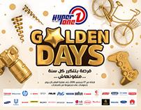 Golden Days ( Option A )
