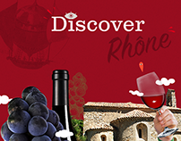 Rhône Valley Wines Odyssey