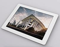 Sunland iPad App Concept