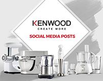 KENWOOD KITCHEN APPLIANCES