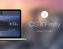 OS X Firefly - Design Concept