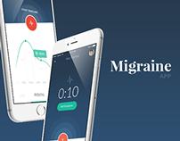 Migraine Tracker - iOS App