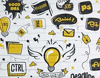 Designers Doodles Art
