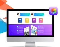 Eight - iOS Wordpress Theme
