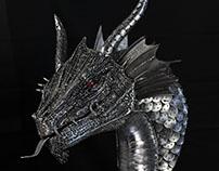Unique Metal Sculptures from Welded Steel & Iron!