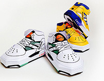 Reebok Pump 20 Years
