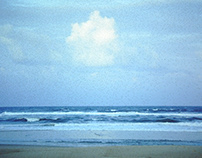 Cap Breton, französiche Atlantikküste, Analog 1992