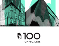 """""""100 TOP PROJECTS"""" / Publicaciones archdaily"""